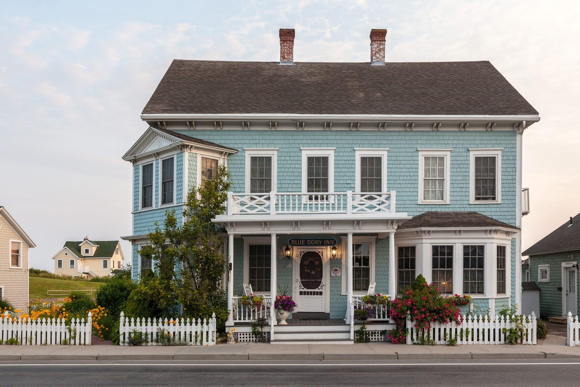 Blue Dory Inn 1159 6-2012